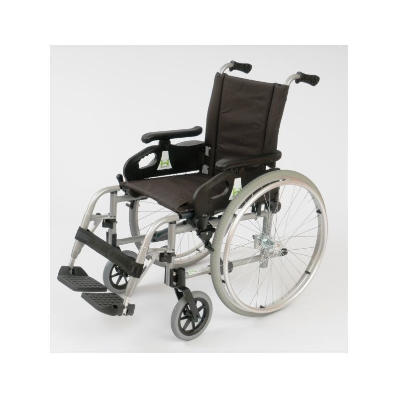 Silla de ruedas de aluminio - Catalogo de sillas de ruedas ...